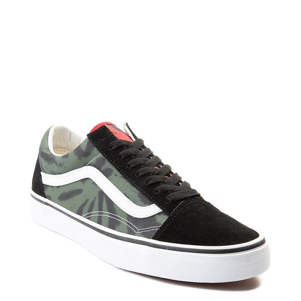 alternate image alternate view Vans Old Skool Tie Dye Skate ShoeALT1