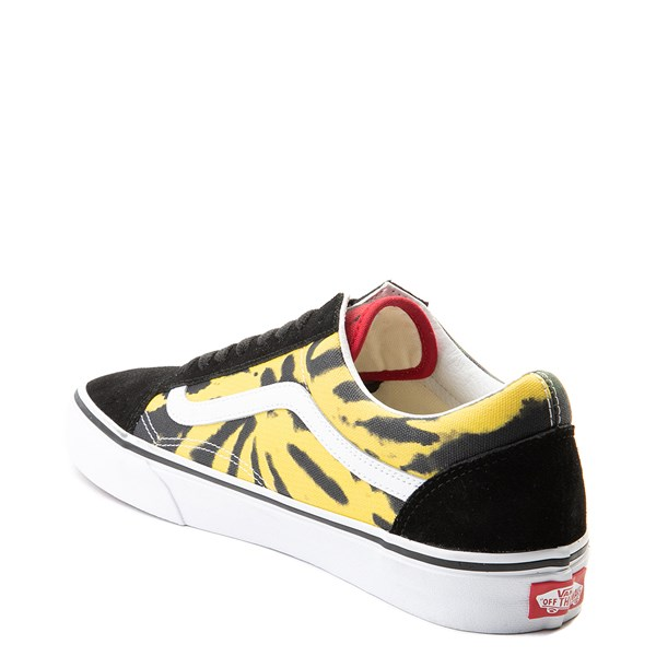 alternate image alternate view Vans Old Skool Tie Dye Skate ShoeALT2