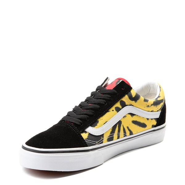 alternate image alternate view Vans Old Skool Tie Dye Skate ShoeALT3
