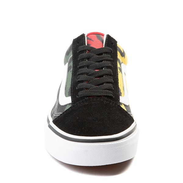 alternate image alternate view Vans Old Skool Tie Dye Skate ShoeALT4
