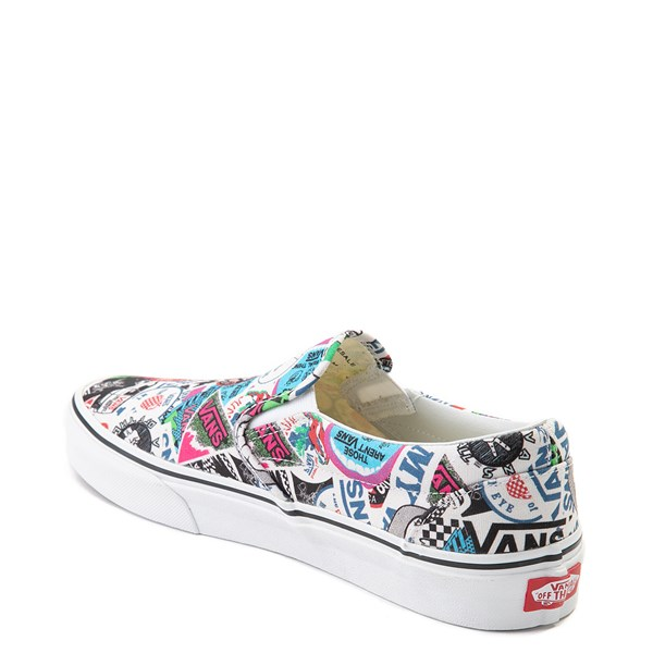 alternate image alternate view Vans Slip On Mash Up Skate ShoeALT2