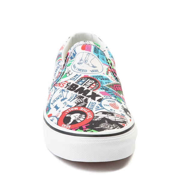 alternate image alternate view Vans Slip On Mash Up Skate ShoeALT4