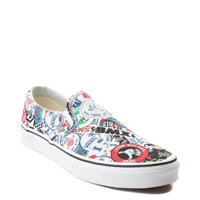 Alternate view of Vans Slip On Mash Up Skate Shoe