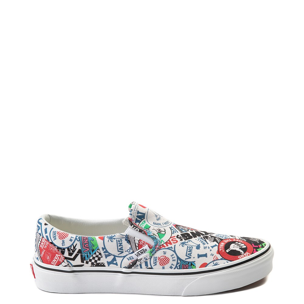 Vans Slip On Mash Up Skate Shoe
