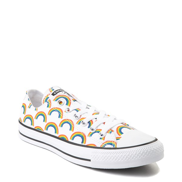 alternate image alternate view Converse Chuck Taylor All Star Lo Rainbow SneakerALT1