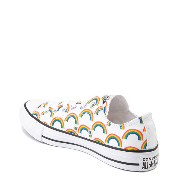 alternate image alternate view Converse Chuck Taylor All Star Lo Rainbow SneakerALT2