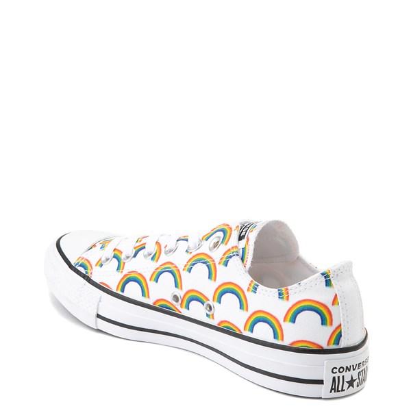alternate image alternate view Converse Chuck Taylor All Star Lo Rainbow SneakerALT2