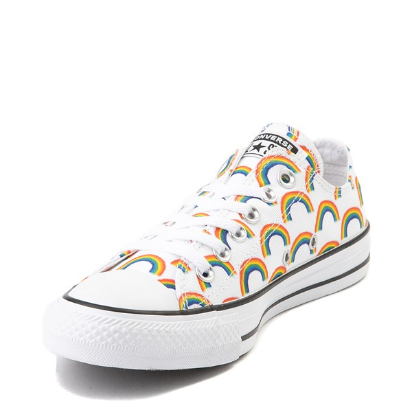 alternate image alternate view Converse Chuck Taylor All Star Lo Rainbow SneakerALT3