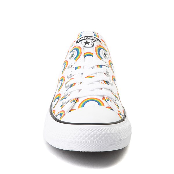 alternate image alternate view Converse Chuck Taylor All Star Lo Rainbow SneakerALT4