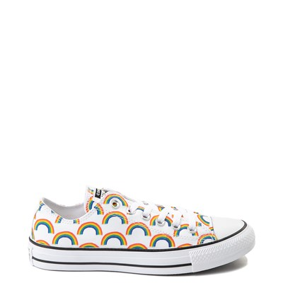 Main view of Converse Chuck Taylor All Star Lo Rainbow Sneaker