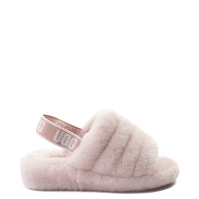 Main view of Womens UGG® Fluff Yeah Slide Sandal