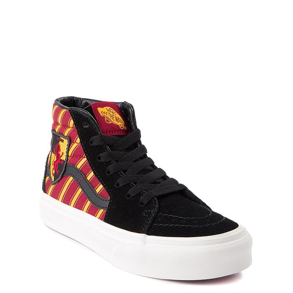 alternate image alternate view Vans x Harry Potter Sk8 Hi Gryffindor Skate Shoe - Little KidALT1