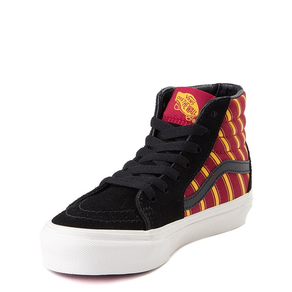 alternate image alternate view Vans x Harry Potter Sk8 Hi Gryffindor Skate Shoe - Little KidALT3