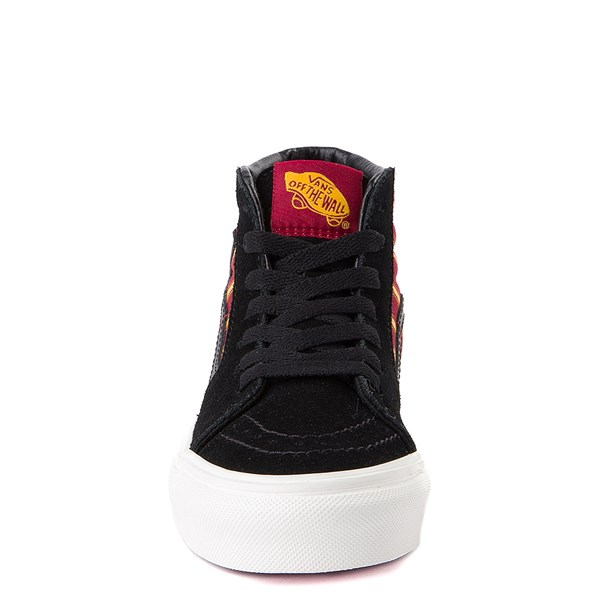 alternate image alternate view Vans x Harry Potter Sk8 Hi Gryffindor Skate Shoe - Little KidALT4
