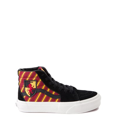Main view of Vans x Harry Potter Sk8 Hi Gryffindor Skate Shoe - Little Kid