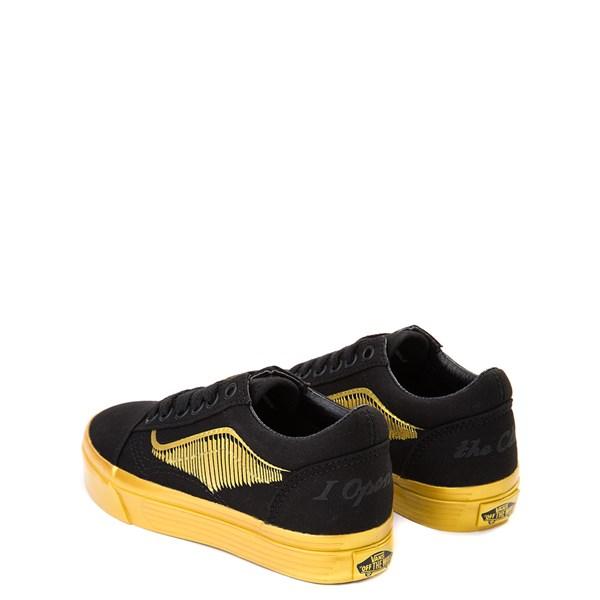 alternate image alternate view Vans x Harry Potter Old Skool Golden Snitch Skate Shoe - Little Kid / Big KidALT2