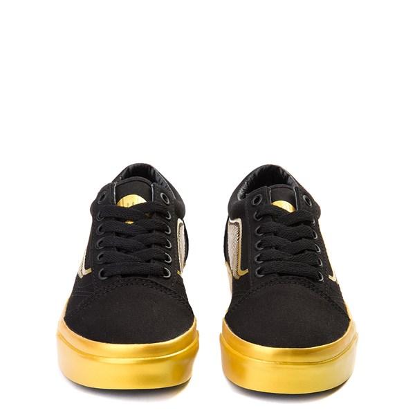 alternate image alternate view Vans x Harry Potter Old Skool Golden Snitch Skate Shoe - Little Kid / Big KidALT4