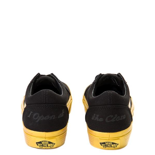 alternate image alternate view Vans x Harry Potter Old Skool Golden Snitch Skate Shoe - Little Kid / Big KidALT6