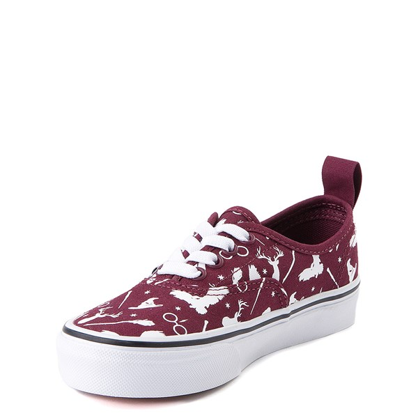 alternate image alternate view Vans x Harry Potter Authentic Icons Skate Shoe - Little KidALT3