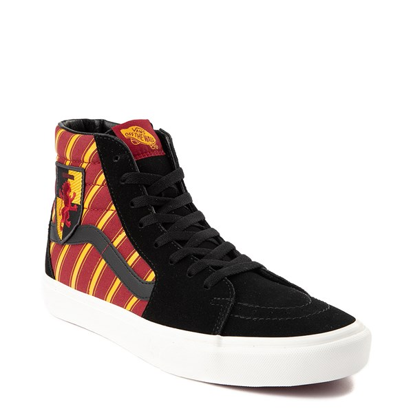 alternate image alternate view Vans x Harry Potter Sk8 Hi Gryffindor Skate ShoeALT1