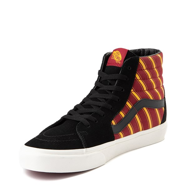 alternate image alternate view Vans x Harry Potter Sk8 Hi Gryffindor Skate ShoeALT3