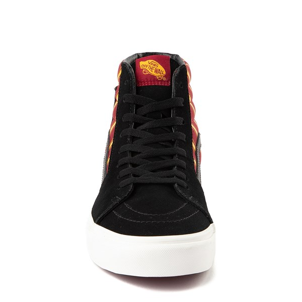alternate image alternate view Vans x Harry Potter Sk8 Hi Gryffindor Skate ShoeALT4