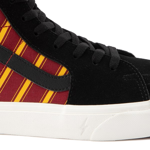 alternate image alternate view Vans x Harry Potter Sk8 Hi Gryffindor Skate ShoeALT7