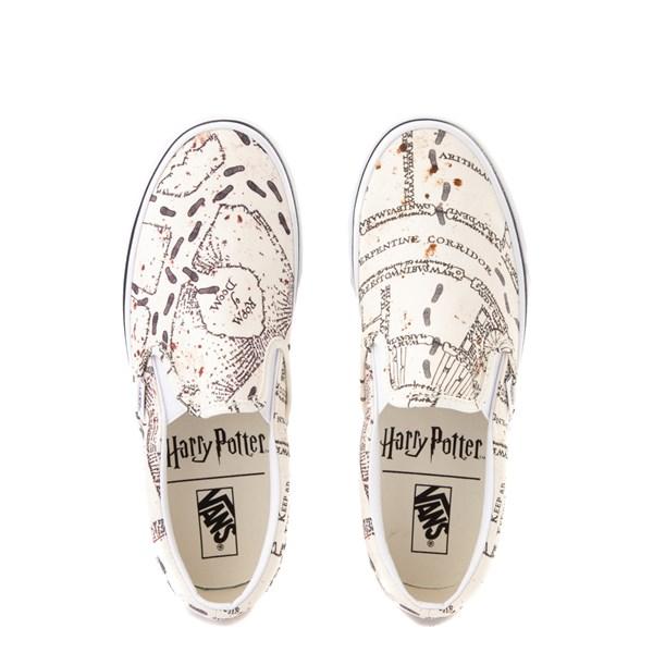 alternate image alternate view Vans x Harry Potter Slip On Marauder's Map Skate ShoeALT7