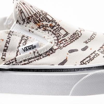 Alternate view of Vans x Harry Potter Slip On Marauder's Map Skate Shoe