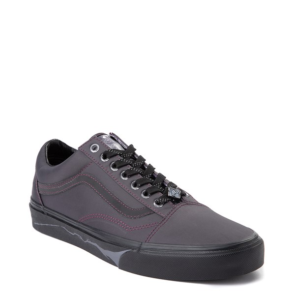 alternate image alternate view Vans x Harry Potter Old Skool Deathly Hallows Skate ShoeALT1