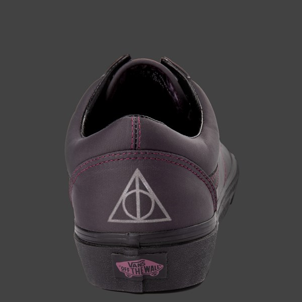 alternate image alternate view Vans x Harry Potter Old Skool Deathly Hallows Skate ShoeALT11