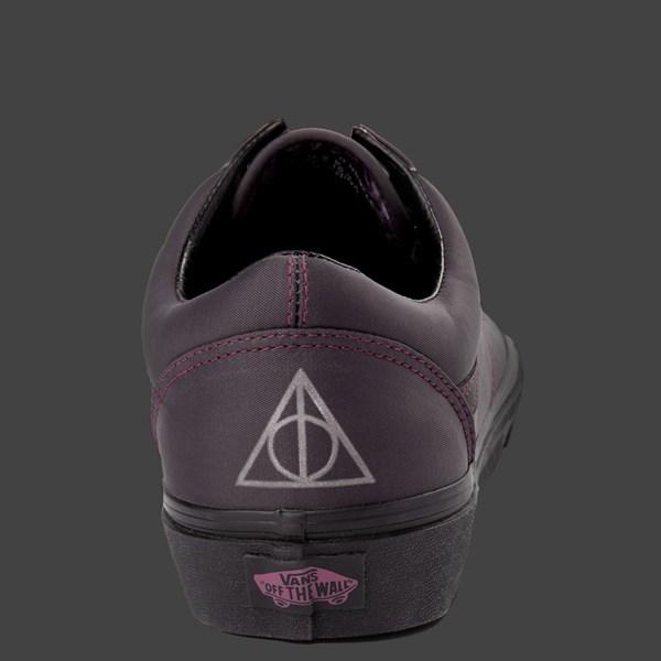 alternate image alternate view Vans x Harry Potter Old Skool Deathly Hallows Skate ShoeALT11