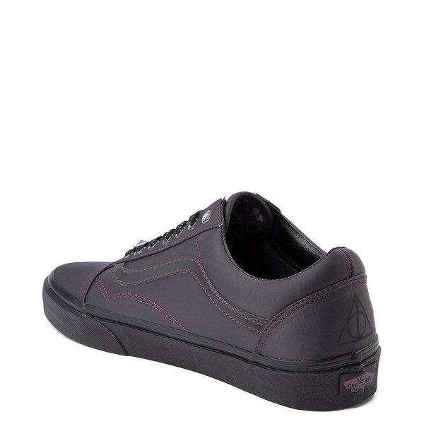alternate image alternate view Vans x Harry Potter Old Skool Deathly Hallows Skate ShoeALT2