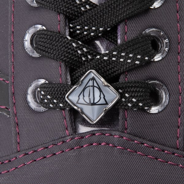 alternate image alternate view Vans x Harry Potter Old Skool Deathly Hallows Skate ShoeALT7