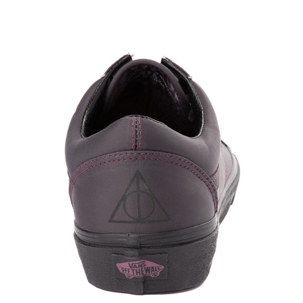alternate image alternate view Vans x Harry Potter Old Skool Deathly Hallows Skate ShoeALT9