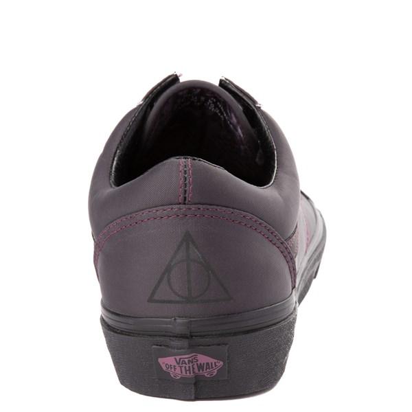 alternate image alternate view Vans x Harry Potter Old Skool Deathly Hallows Skate ShoeALT9