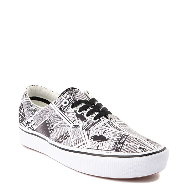 alternate image alternate view Vans x Harry Potter Era ComfyCush® Daily Prophet Skate ShoeALT1