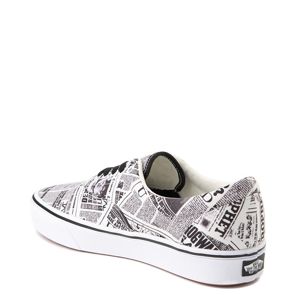 alternate image alternate view Vans x Harry Potter Era ComfyCush® Daily Prophet Skate ShoeALT2