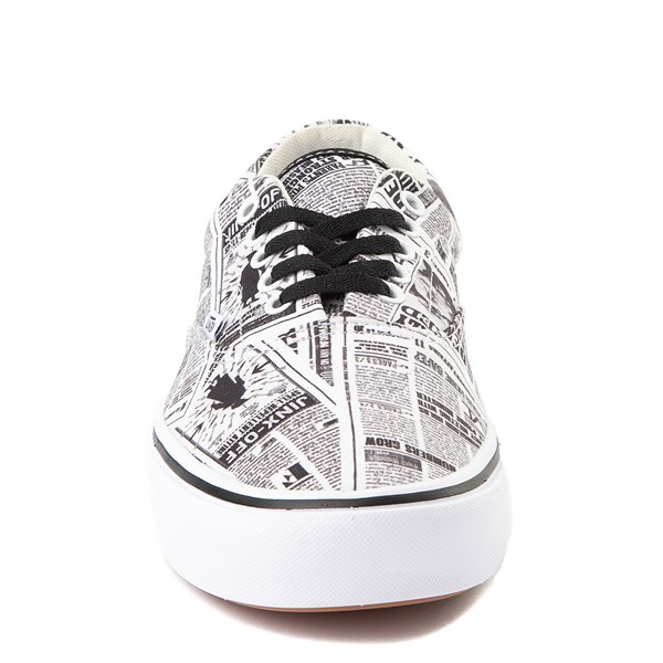 alternate image alternate view Vans x Harry Potter Era ComfyCush® Daily Prophet Skate ShoeALT4