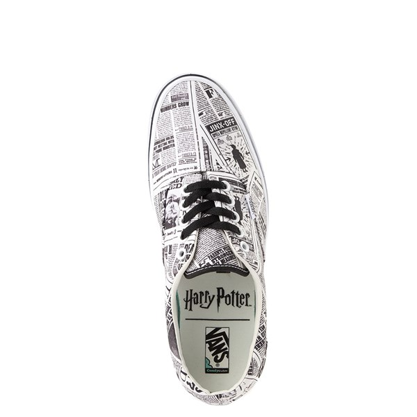 alternate image alternate view Vans x Harry Potter Era ComfyCush® Daily Prophet Skate ShoeALTxx