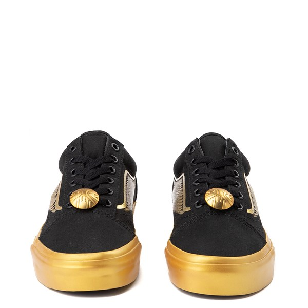 alternate image alternate view Vans x Harry Potter Old Skool Golden Snitch Skate ShoeALT4