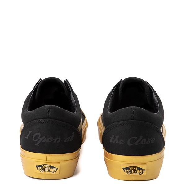 alternate image alternate view Vans x Harry Potter Old Skool Golden Snitch Skate ShoeALT6