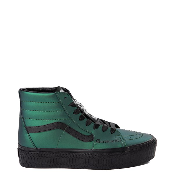 Vans x Harry Potter Sk8 Hi Dark Arts Platform Skate Shoe