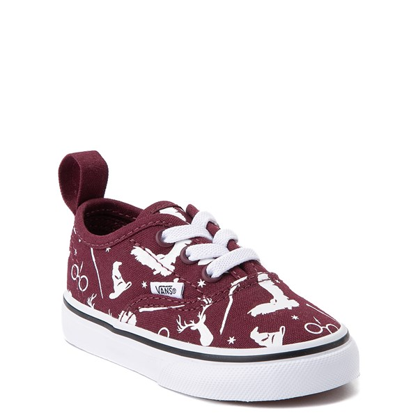 alternate image alternate view Vans x Harry Potter Authentic Icons Skate Shoe - Baby / ToddlerALT1