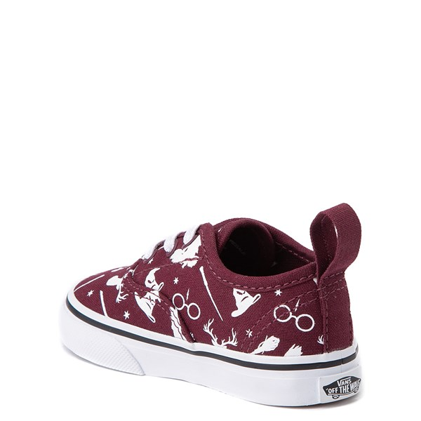 alternate image alternate view Vans x Harry Potter Authentic Icons Skate Shoe - Baby / ToddlerALT2