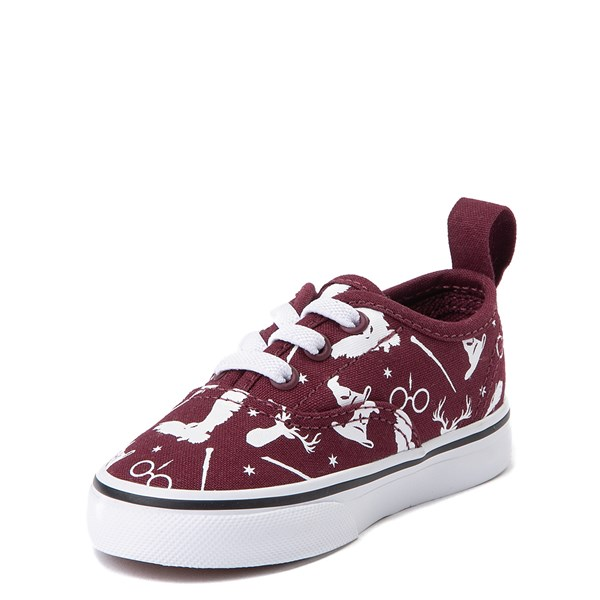 alternate image alternate view Vans x Harry Potter Authentic Icons Skate Shoe - Baby / ToddlerALT3