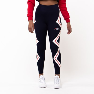 Main view of Womens Fila Zuri Leggings