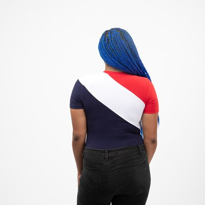 Alternate view of Womens Fila Claudine Bodysuit