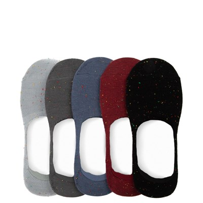 Alternate view of Mens Speckled Liners 5 Pack