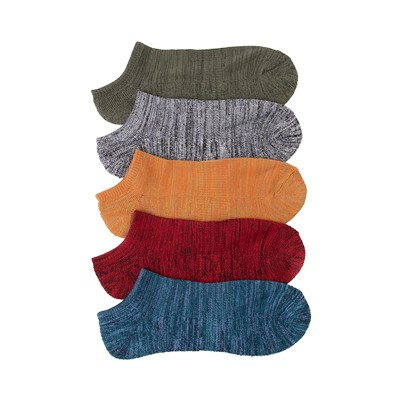Main view of Mens Super Soft Low Cut Socks 5 Pack